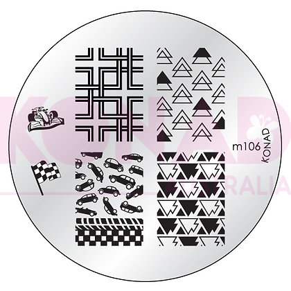 Image Plate m106