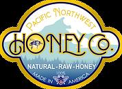 PNW Honey Co Logo - TRANSPARENT.png