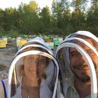 bees with Amanda and Kevin.jpg