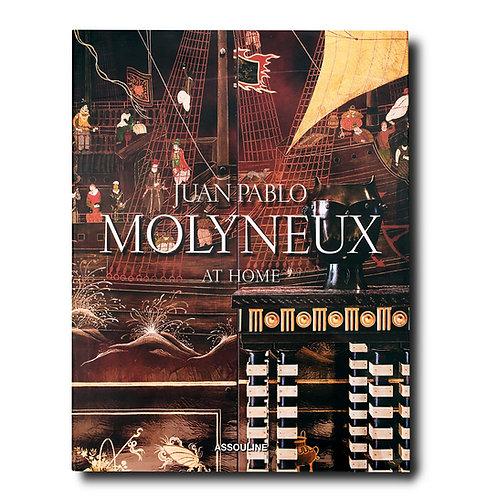 Juan Pablo Molyneux: At Home