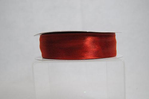 RIB MET MESH 1.5IN X50 YDS RED