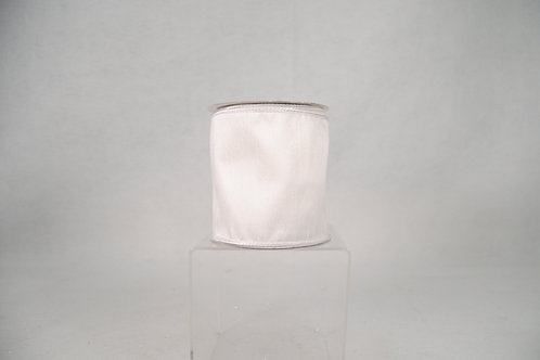 RIBBON DUPION 4X10 WHITE