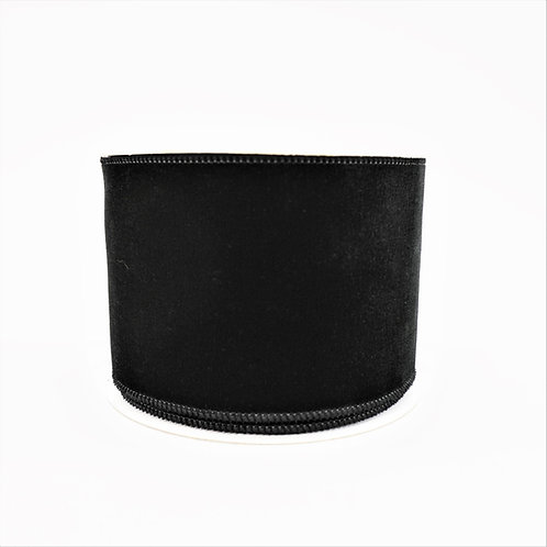 RIBBON ELEGANT VELVET BLACK
