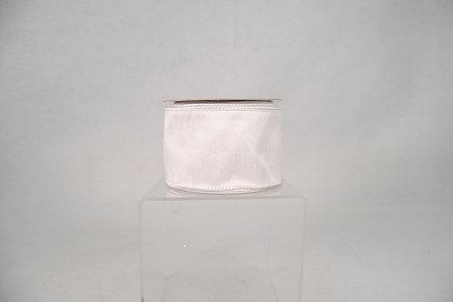 RIBBON DUPION 2.5X10 WHITE