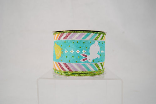 RIBBON CHICK AND BUNNY 2.5X10
