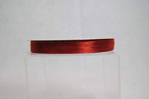RIB MET MESH 5/8IN X50 YDS RED