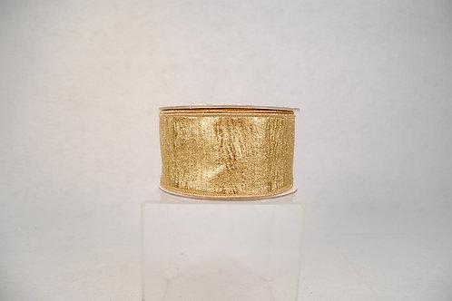 RIBBON CRUSHED FOIL 2.5X10 GOLD