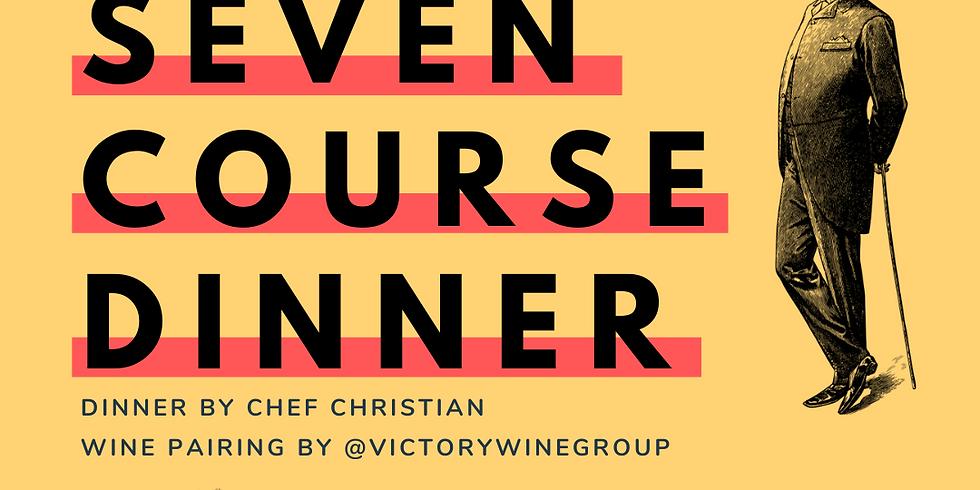 7-Course Dinner