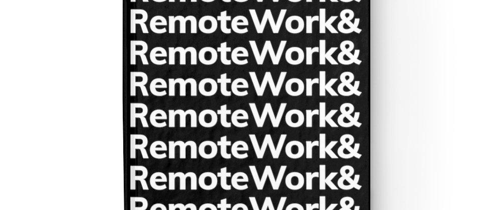 RemoteWork& - Blank Notebook
