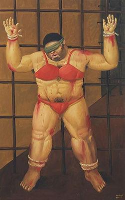 Botero - Abu Ghraib #2