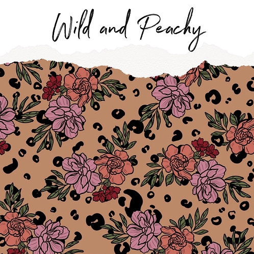 Wild and Peachy
