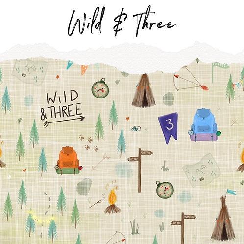 Wild & Three