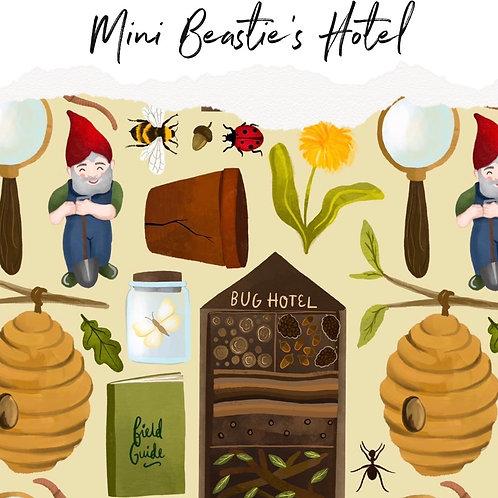 Mini Beastie's Hotel