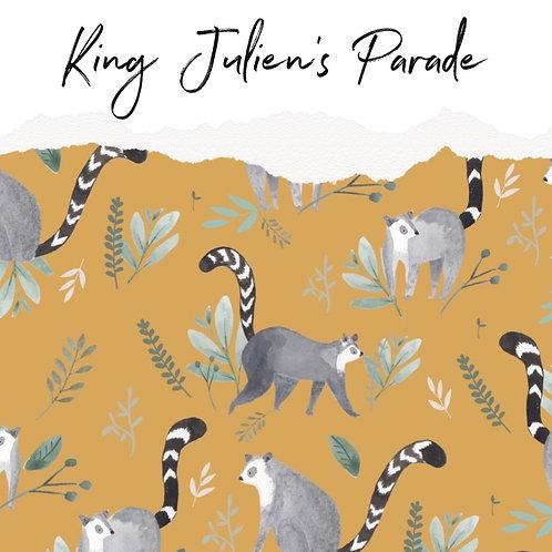 King Julien's Parade