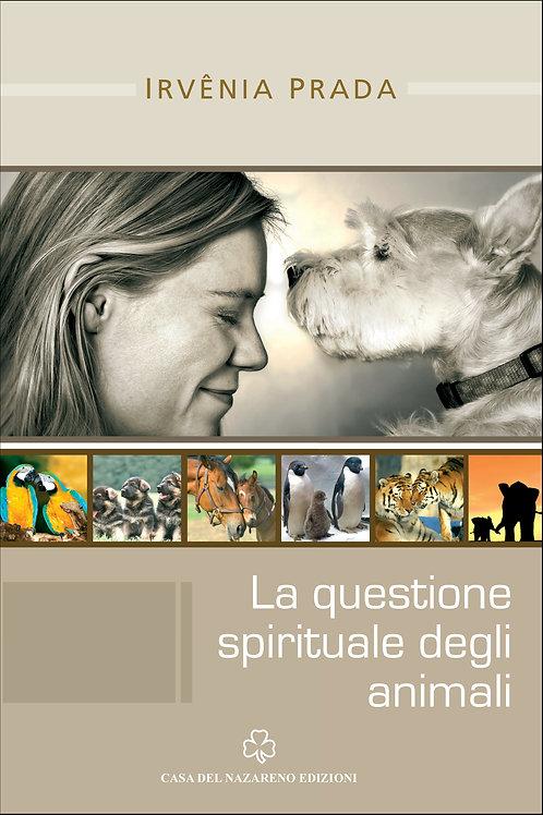 La questione spirituale degli animali