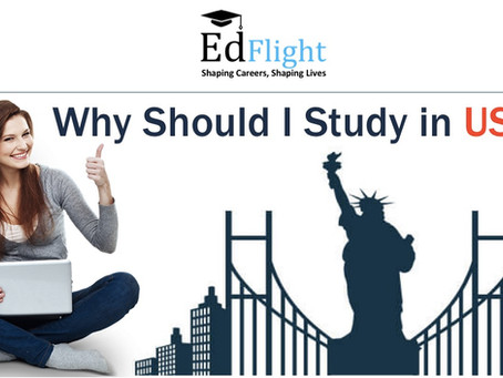 Top Reasons To Study In USA !!