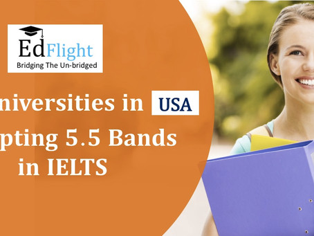 11 Universities in USA Accepting Students With Low IELTS Score
