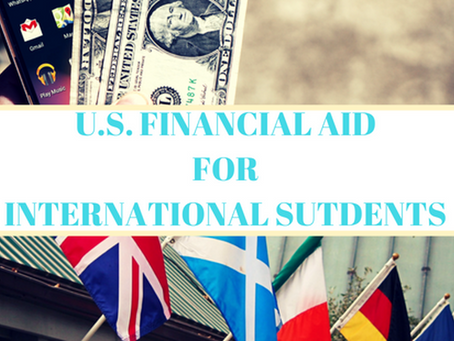Financial Aid for Students (USA, Canada)