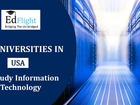 10 universities in USA to study Information Technology