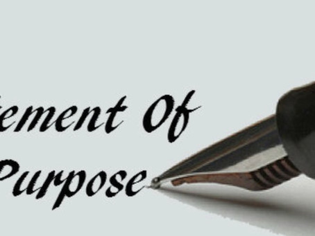 Sample: Statement of Purpose (PhD EE)