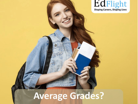 How To Get Into Top University With Average Academic Records?