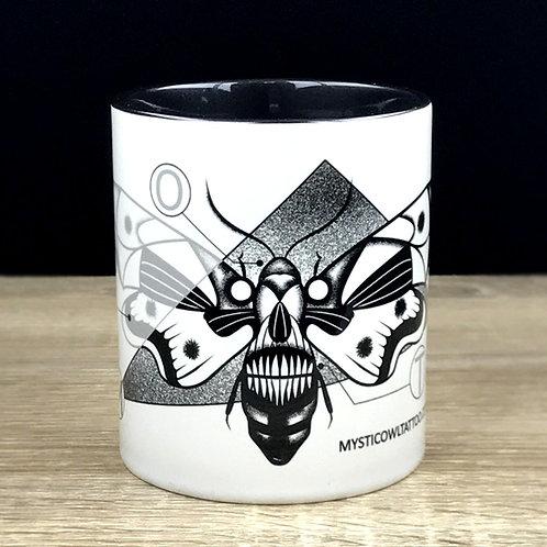 Death Moth Mug