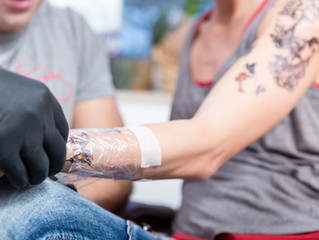Your Brand New Tattoo – What Not to Do While It Is Healing