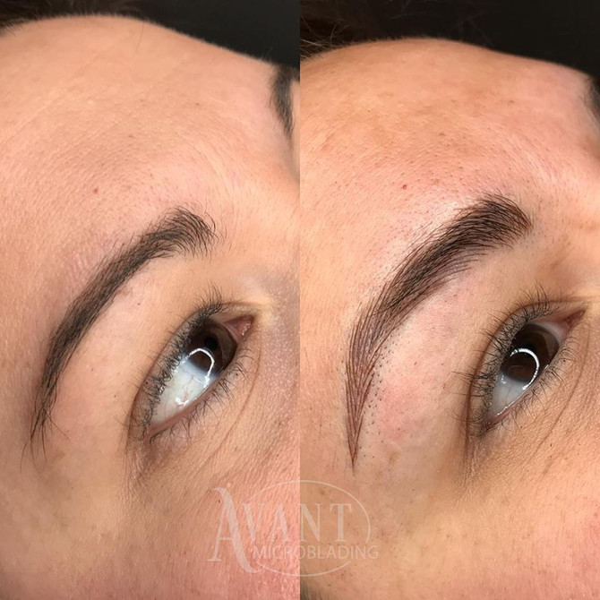 Microblading. What's in a name?