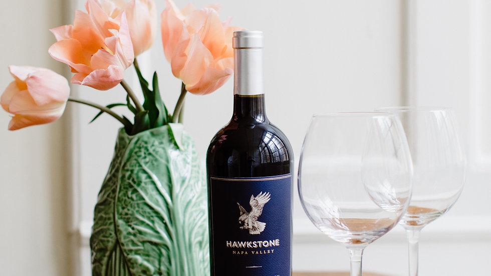 Hawkstone Napa Valley Cabernet Sauvignon 2017, USA 75cl