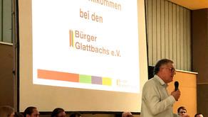 Reges Interesse an Infoveranstaltung der Bürger Glattbachs