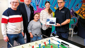 Engagement für Glattbacher Jugendtreff
