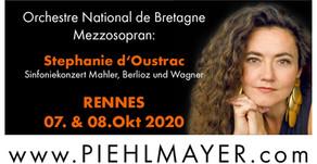 Orchestre National de Bretagne, Mezzosopran: Stephanie d'Oustrac