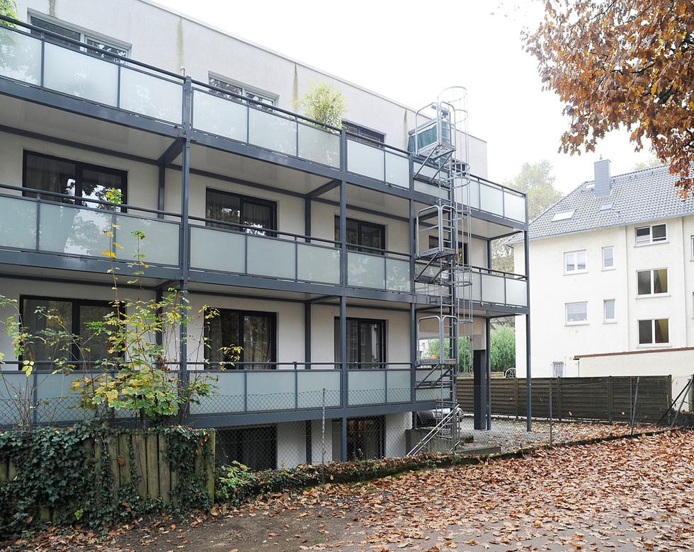 City4home Schöne Teilweise mit Balkon