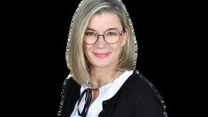 Birgit Gardner  zur 2. Vorständin gewählt