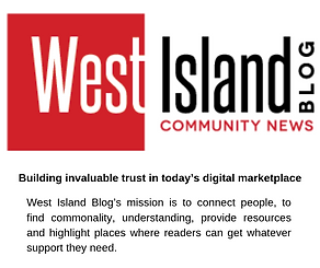 Building invaluable trust in today's digital marketplace  West Island Blog's mission is to connect people, to find commonality, understanding, provide resources and highlight places where readers can get whatever support they need.