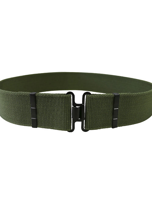 Cadet MOD Belt Olive Green.