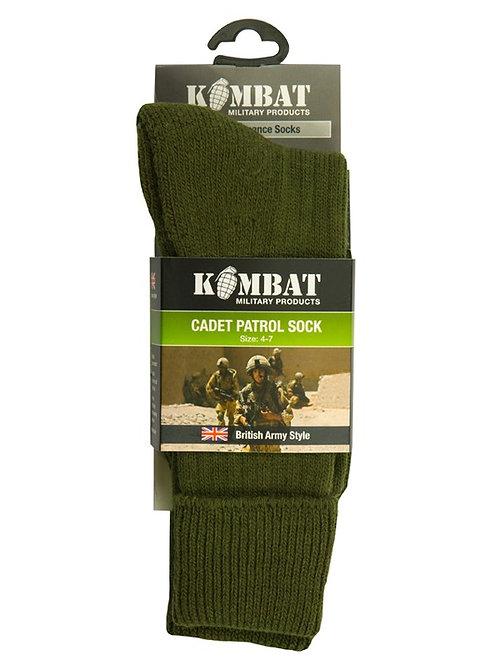 Cadet Patrol Socks