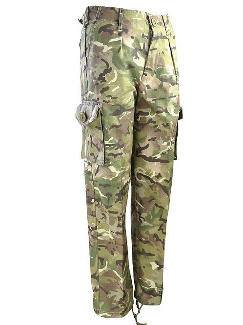 Kids Camouflage Trouser