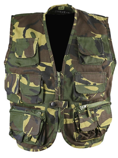 Kids Tactical Assault Vest.