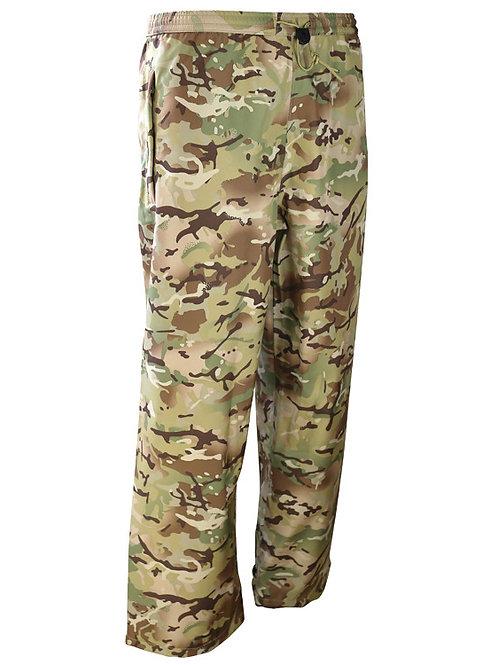 british Army Style Kom-Tex Waterproof Trousers - BTP