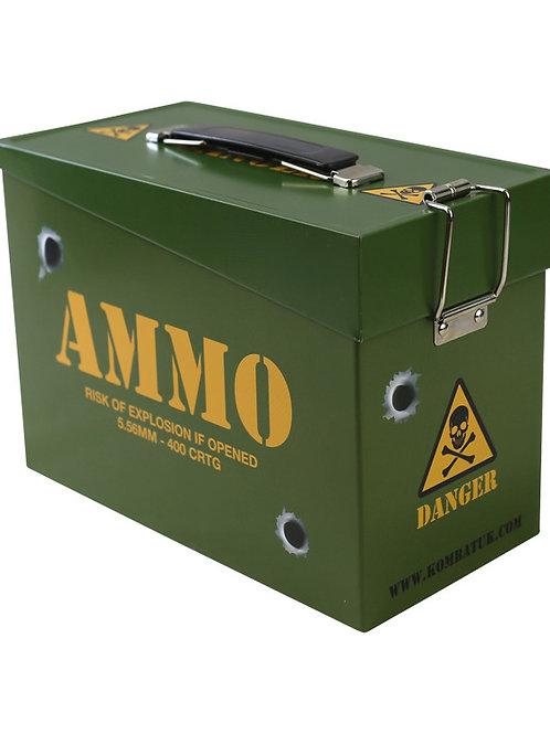 Kids Army Style Ammo Tin