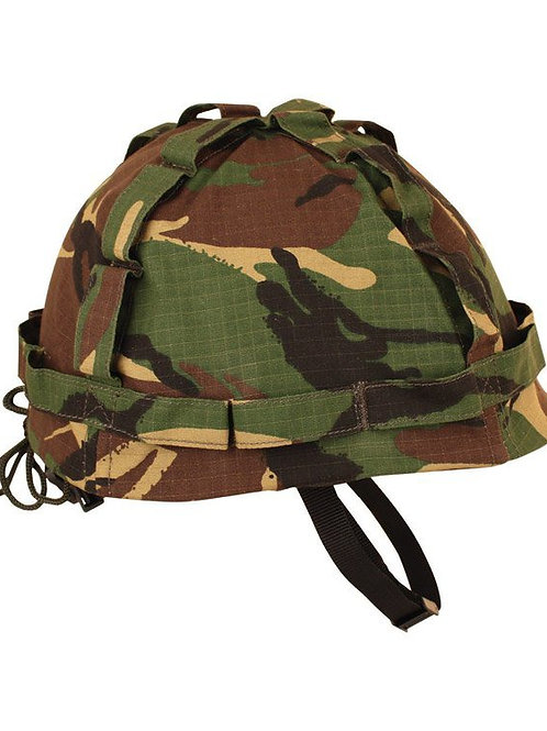 M1 Plastic Helmet with Cover.