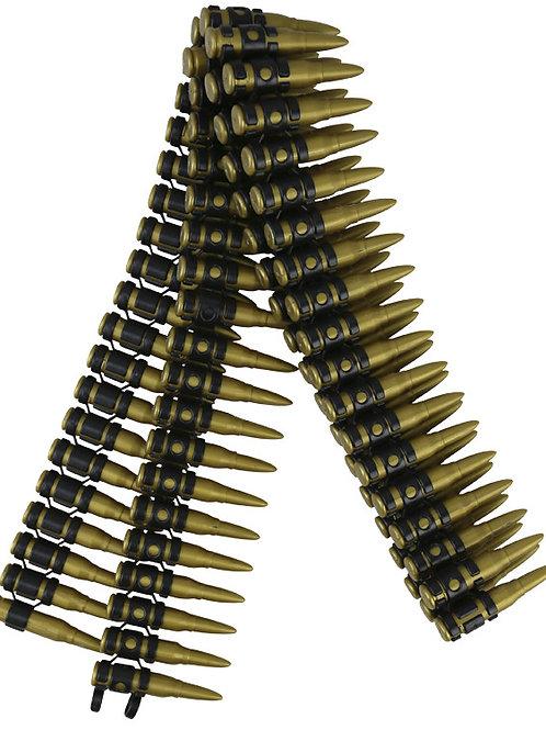 Kids Plastic Toy Bullet Belt