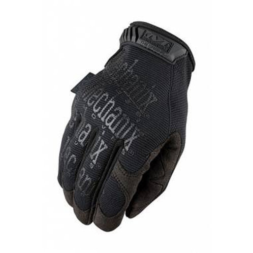 Mechanix Original Gloves - Covert Black