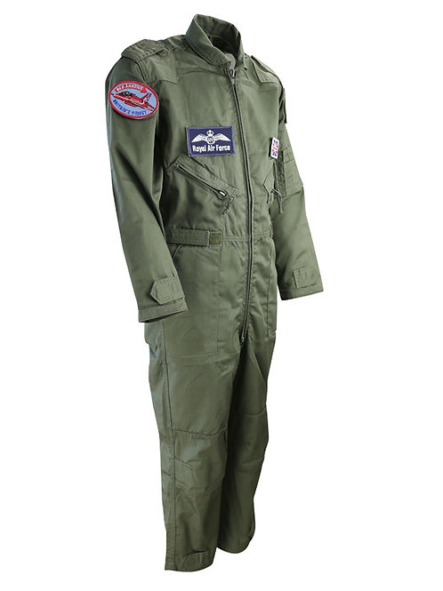 Kids UK Flight Suit