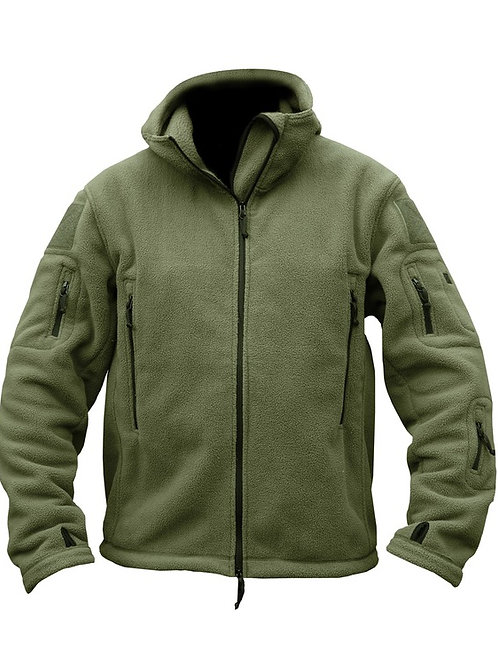 Recon Tactical Hoodie. Olive Green.