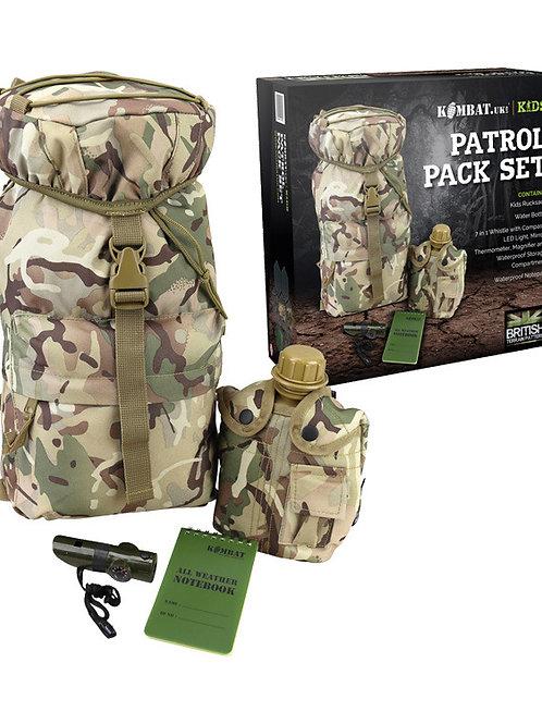 Kids Patrol Pack Set - BTP
