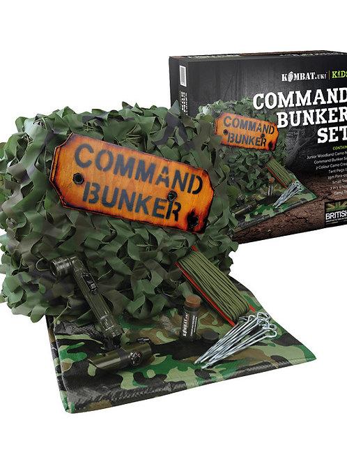 Command Bunker Set - DPM