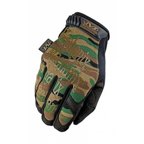 Mechanix Original Gloves - Woodland