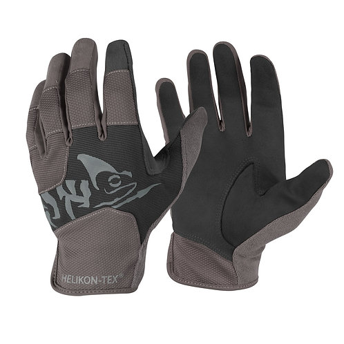 Helikon-Tex All-Round Fit Tactical Gloves - Black / Shadow Grey